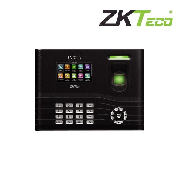 IN01-A Fingerprint Time Attendance & Access Control Terminal