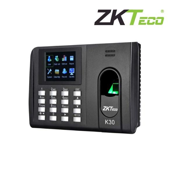 K30Fingerprint Time Attendance Terminal